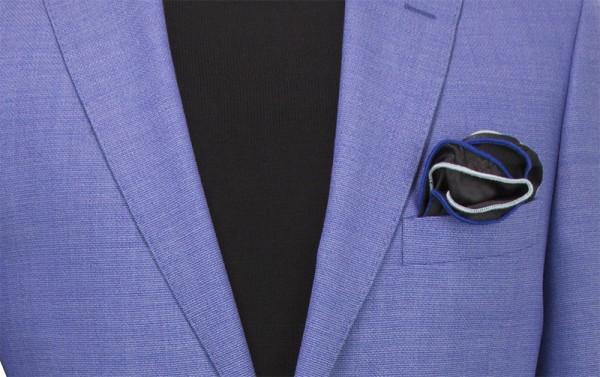 Men's Blazer by Tiglio Luxe - Firenze PBlue b